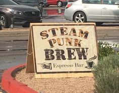 Steampunk Brew at Antique City Warehouse. Mesa, AZ