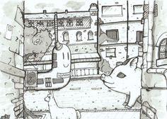 Ben Long Illustration
