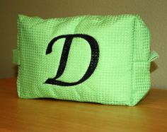 D Make-up Cosmetic Bag