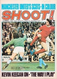 SHOOT cover 17/03/73 Liverpool CHRIS LAWLER Crystal Palace JOHN JACKSON picture   eBay Liverpool Football Club, Liverpool Fc, Kevin Keegan, Magazine Front Cover, English Football League, Derby County, Good Soccer Players, Crystal Palace