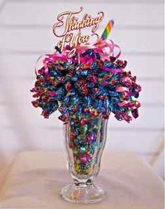 Candy Bouquet Ideas | ... design any of our delicious candy creations to your desires give us a