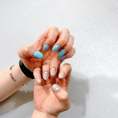 Nail Atelier, Gemstone Rings, Gemstones, Nails, Casket, Finger Nails, Gems, Ongles, Jewels