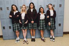 School Girl Dress, Saddle Shoes, Girls Dresses, Photoshoot, School Uniforms, Collection, High School, Dresses Of Girls, Photo Shoot