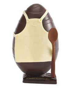 L'œuf de Pâques Chef de la Maison du Chocolat, 49 euros.