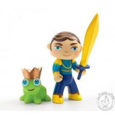 Figurine Arty Toys Prince Philippe - Djeco
