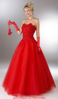 e6d8e8648db Beautiful Long Dress Beautiful Red Dresses