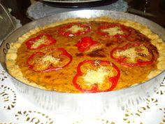 τάρτα μανιτάρι ...... @pezoula_paros Ethnic Recipes, Food, Essen, Yemek, Meals