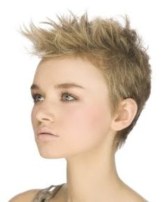 Trend Hairstyles For Women 2010: 2010 short choppy pixie hairstyle