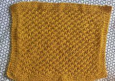 Strikket karklud i starstitch strik lavet af Frøken Davidsen. Du kan se guiden til den strikkede karklud eller se instruktionsvideo til Starstitch Strik.