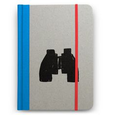 Plumb Explorer Notebook by Tucker Nichols. An adventure journal to keep track of unusual experiences, sightings, conversations—close to home or on the road.