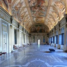 Palazzo Ducale Mantova  Mantua Italy