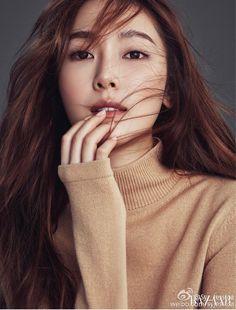 Jessica Jung SooYeon for Harper's Bazaar magazine Jessica & Krystal, Krystal Jung, Seohyun, Snsd, Kpop Girl Groups, Kpop Girls, Korean Girl, Asian Girl, Girls Generation Jessica