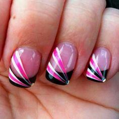 Nail Art  | See more nail designs at http://www.nailsss.com/french-nails/2/