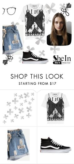 """hasta el cielo"" by floo-carriillo ❤ liked on Polyvore featuring Dot & Bo, McQ by Alexander McQueen, Vans and Linda Farrow"
