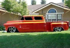 custom crew cab discussion - The 1947 - Present Chevrolet & GMC Truck Message Board Network Rat Rods, Cool Trucks, Chevy Trucks, Cool Cars, Mini Trucks, Dually Trucks, Baggers, Custom Trucks, Custom Cars