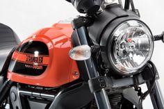 Neuheit auf der EICMA 2015: Ducati Scrambler Sixty2.