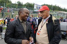 ルイス・ハミルトンの父親、息子と組むバルテリ・ボッタスに警告  [F1 / Formula 1]