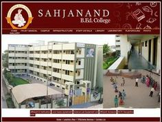 Sahjanand B Ed College in Naroda  is a co-educational Colleges in Ahmedabad http://ahmedabadbusinesspages.com