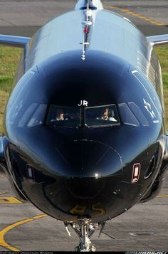 Black Aircraft!