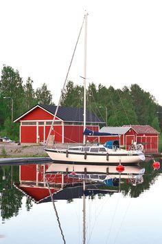 FINLAND DAY 6 - SAVONLINNA