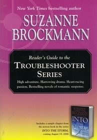 Reader's Guide to the Troubleshooter Series by Suzanne Brockmann