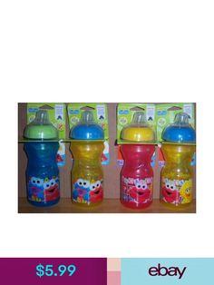 4cffe741d91 Sesame Street Sippy Cups  amp  Mugs  ebay  Baby Baby Feeding