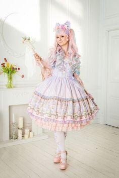 Angelic Pretty Day Dream Carnival   Lace love   Pinterest   Lolita   Pinterest