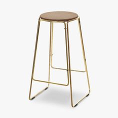 The Smed stool is a classic collaboration between Great Dane Furniture and OX Design.