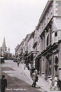 Kingsbridge Fore St - OLD PHOTOS OF KINGSBRIDGE DEVON