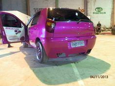 Traseira Fiat palio