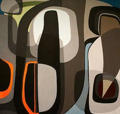 Atomic Living : living the 1950's future, today: Abstract Modern ...