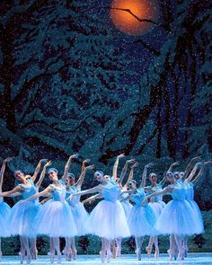 The ballet...so beautiful