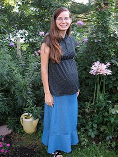 Maternity Clothes 101: Skirts And More…