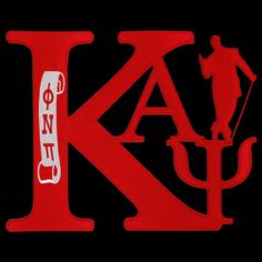 Kappa Alpha Psi Sacred 3, Purple Crafts, Kappa Alpha Psi Fraternity, Divine Nine, Greek Design, Silhouette Cameo Projects, Greek Life, Letters And Numbers, Cute Designs