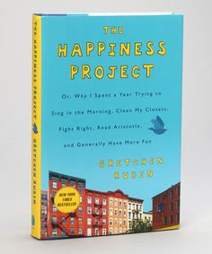 The Happiness Project Hardcover