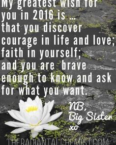 Looking for some inspiration in setting your course for 2016? Or a reason to stay snuggled on the couch this morning?  Check out the 2015 Big Sister and Little Sister blog's at The Radiant Alchemist.It's time well wasted  (link in profile) #theradiantalchemist #lovemorefearless #southernbelleceliac #bigsister #littlesister #courage #faith #love #brave #inspiration #inspire #inspirationalblog #2016planning #conduits #gentlefierceness #mysoulsadvocate #pointofignition #celiac #glutenfree