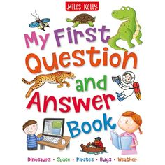 Superb Miles Kelly My First Question & Answer PB Book Now at Smyths Toys UK. Shop for Educational Books At Great Prices. Free Home Delivery for orders over £19 ✔️ Free Click & Collect within 2 hours!