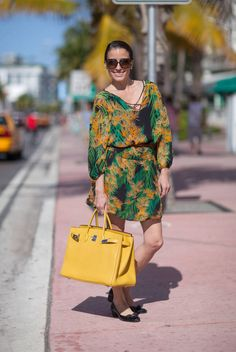 These warm weather street style looks have us counting down the days until summer. Click through to see them all.