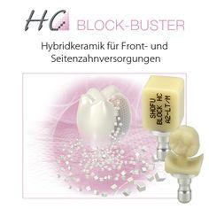 SHOFU Block HC & Disk HC · Block-Buster #shofu #dental