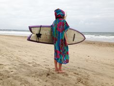 Cover Up - Surf Hibiscus | SurfGirl Beach Boutique - A Treasure Chest for Surf Girls