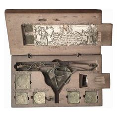 Coin scales and weights were decisive for the examination of coins. It was coin scales which first enabled trade with real coins. Decorative Boxes, Crates, Scale, Decorative Storage Boxes