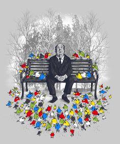 Them Birds Art Print