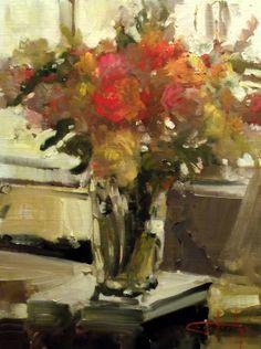 """Beautious"" by Stephen Shortridge — Originals Gallery | Shortridge Fine Art, Coeur d'Alene, Idaho"