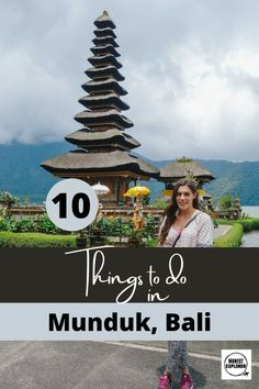 10 Fun Things to do in Munduk, Bali Work Travel, Asia Travel, Travel Tips, Top Destinations, Holiday Destinations, Munduk Bali, Working Holidays, Explore Travel, Down South