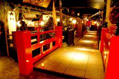 #Kyono machi  As you stroll along the shopping street, you will suddenly come across this restaurant which reminds you of Kyoto township.  #followme #osaka #umeda #kyoto #kcard #japan