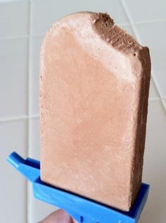 Chocolate Ice Cream Bar  4 servings  2.5 net carbs per serving    1 cup heavy whipping cream  2 TBSP unsweetened cocoa powder  2 TBSP granular Splenda    Blend on medium until fully mixed together, scraping down the sides as needed. Pour into 4 popsicle molds (popsicle mold sizes vary but this amount was perfect for mine). Freeze for at least 3 hours.