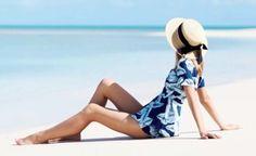 Saída de praia: charme e elegância para curtir o verão