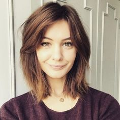 Hairstyles for Shoulder Length Hair with Layers