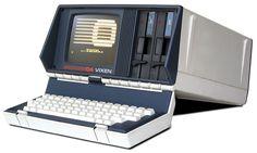 Osborne Vixen computer Alter Computer, Small Computer, Computer Case, Computer Companies, Consumer Technology, 80s Design, Computer Workstation, Retro Arcade, Old Computers