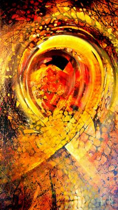 Brian Rolfe ~ Soul, 2004 (acrylic)